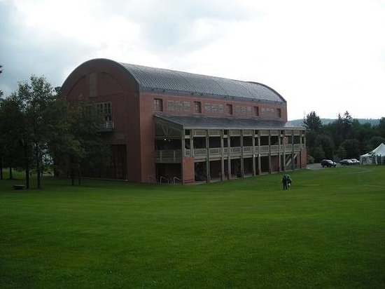 Lenox, MA: Seiji Ozawa Hall at Tanglewood