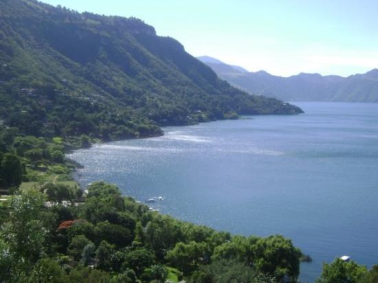 Santiago Atitlan hotels