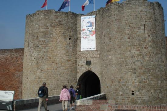 Peronne  France Wwi Museum