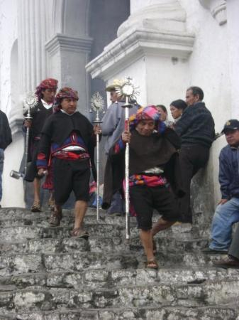 Attracties in Chichicastenango