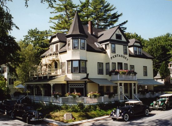 Pentagoet Inn
