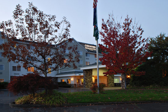 Country Inn & Suites By Carlson, Portland Airport: I love this Country