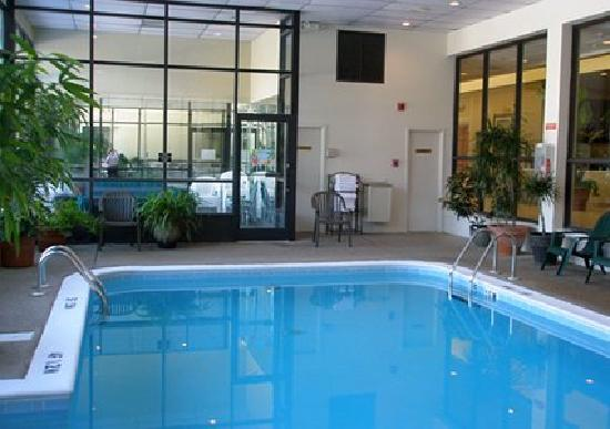 Clarion Inn Airport: Pool