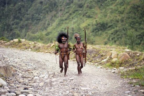 Timika Indonesia  city pictures gallery : Timika, Indonesia: banti tribe...