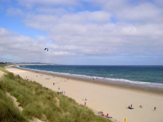 Wexford, rlanda: Curracloe Beach :D