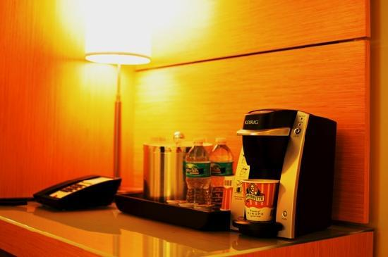 Daddy O Hotel: In-Room Amenities
