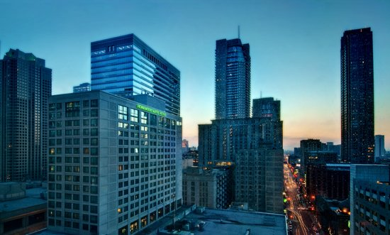 Homewood Suites by Hilton Chicago Downtown : Located in the Heart of Downtown 
