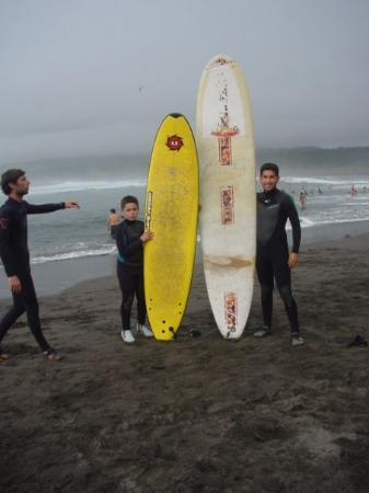 Hoteles en Pichilemu