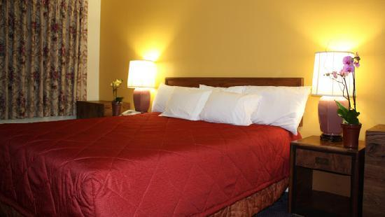 Cabrillo Inn &amp; Suites Airport: King Bedroom