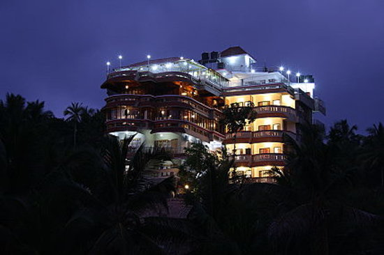 Exterior View of Hill & Sea View Beach Resort