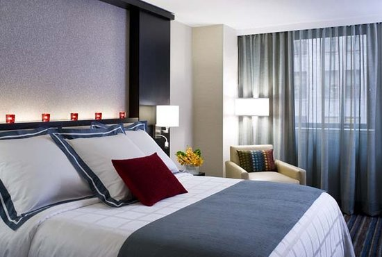 Courtyard by Marriott New York Manhattan / Times Square South: Standard King Bed Room