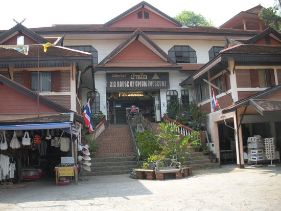 The Opium House (Chiang Saen, Thailand): Address, Reviews - TripAdvisor