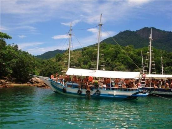 Angra Dos Reis, RJ: Lagoa Azul