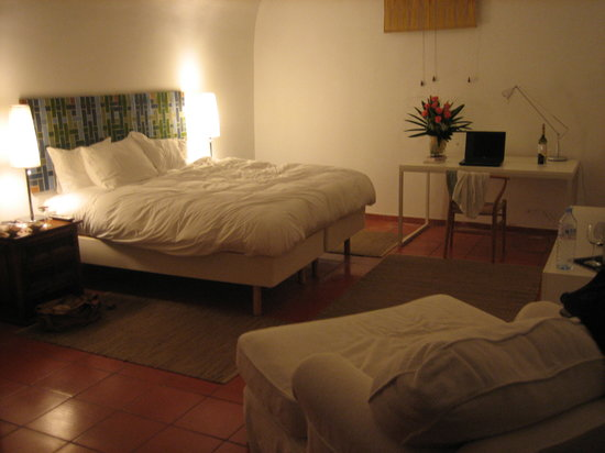 Albergaria do Calvario: our room