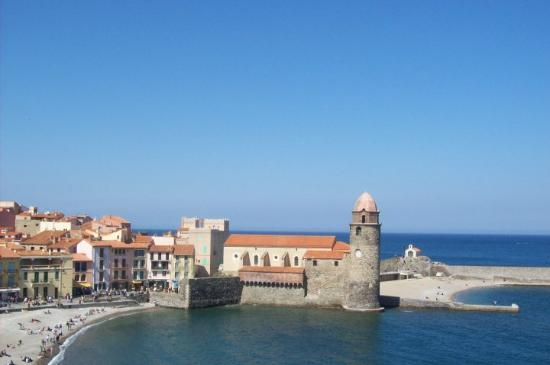 Collioure images vacation pictures of collioure - Chateau royal collioure ...