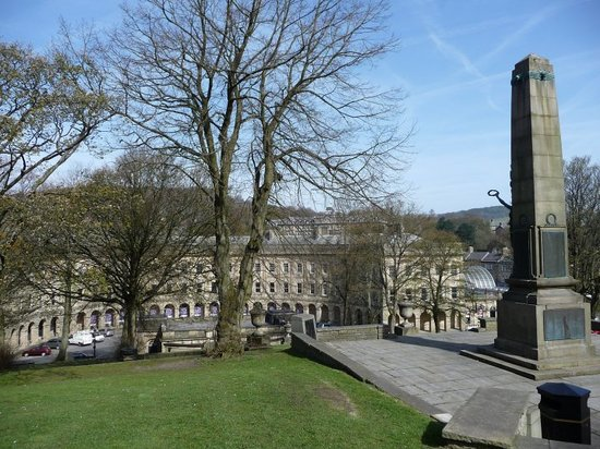 , UK: The Crescent Buxton