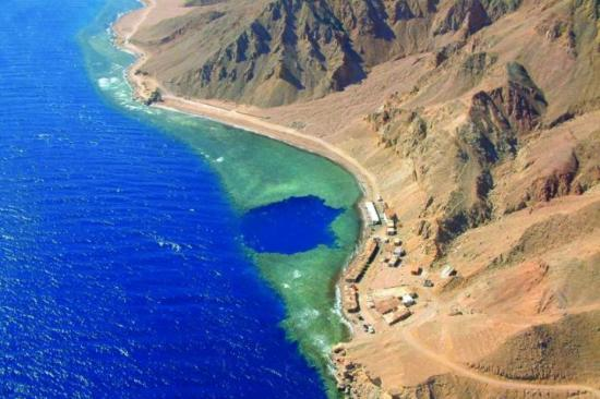 Top attractions in Dahab Blue Hole