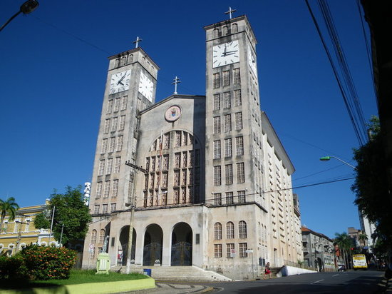 Cathedral at Cuiaba