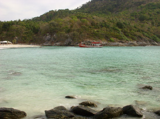 Ko Racha Yai, Thailand: beach
