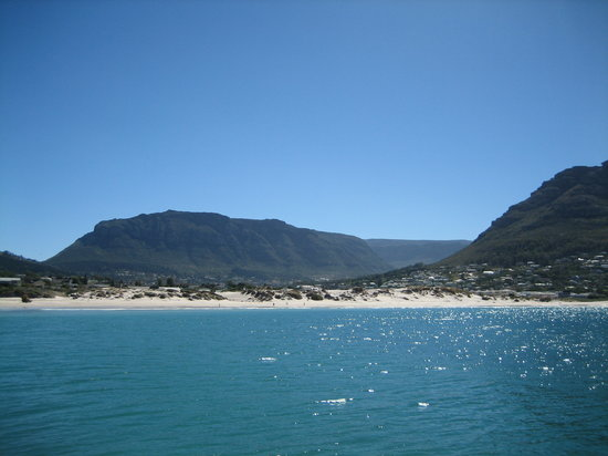 Hout Bay, Sydafrika: Houtbay beach