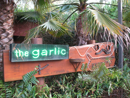 Garlic Restaurant New Smyrna Beach
