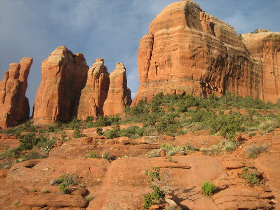 The Canyon Wren - Cabins for Two : Sedona - Cathedral Rock 