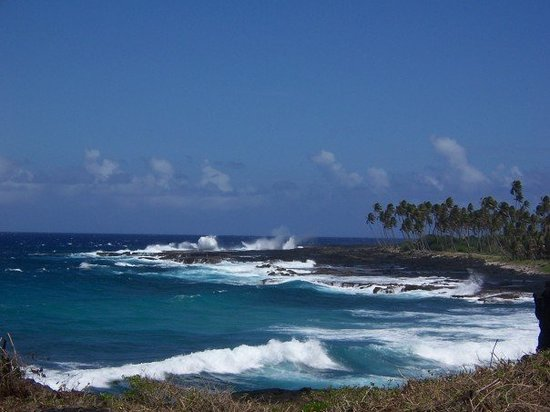 Savai'i attractions