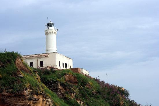 Anzio, Italia: Light house