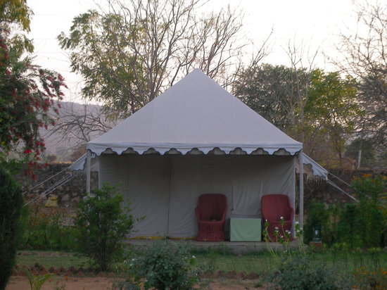 Sawai Madhopur, Inde : Luxury Tents 