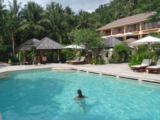 Taling Ngam, Tailandia: Swimming pool