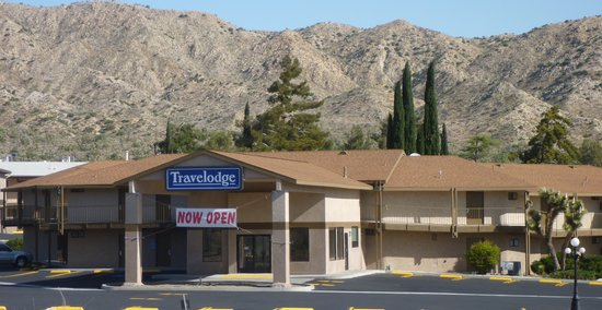 Travelodge Inn & Suites - Yucca Valley: Newly Constructed Lobby - 2010