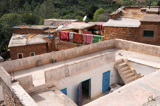Berber village near Amizmiz