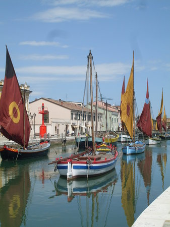 Cesenatico, Italy: Barche