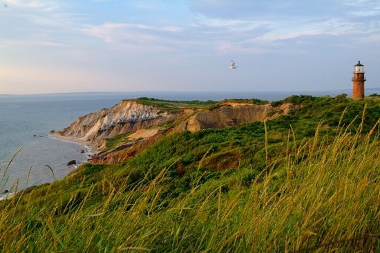 Chilmark, MA: The Aquinnah Cliffs taken by Alexandra Seltzer
