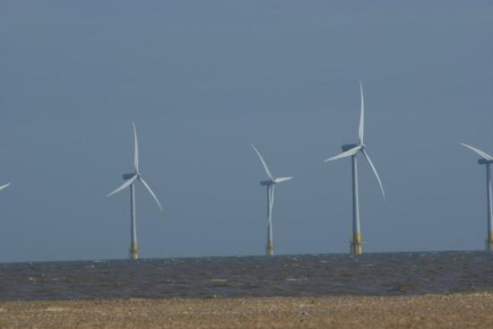 Great Yarmouth, UK: the future