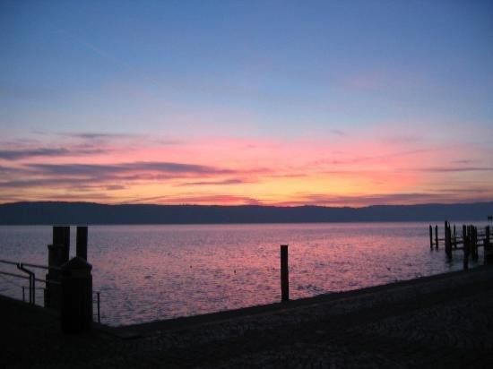 Konstanz, Germany: Sunset at the Lake - Bodensea