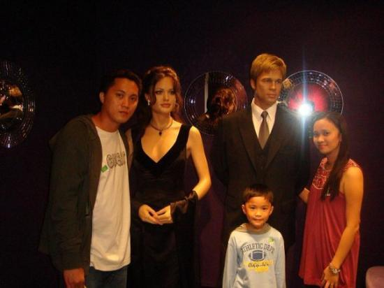Click to see more reviews of Madame Tussauds Wax Museum from Tripadvisor!