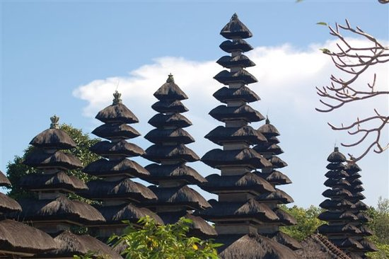 Lombok, Indonesia: Temple