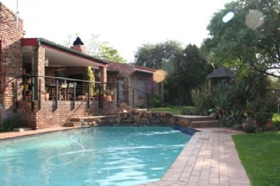 No. 5 on Franschoek: Swimming Pool