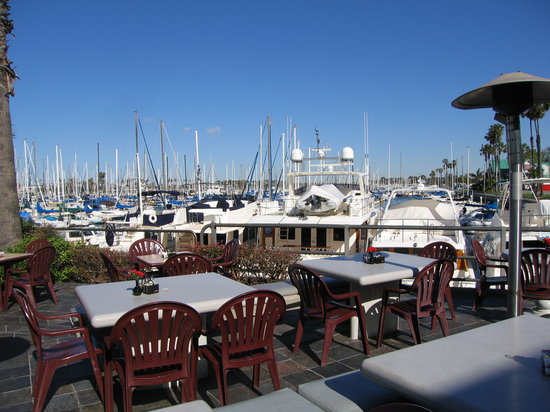 Schooner Restaurant Long Beach