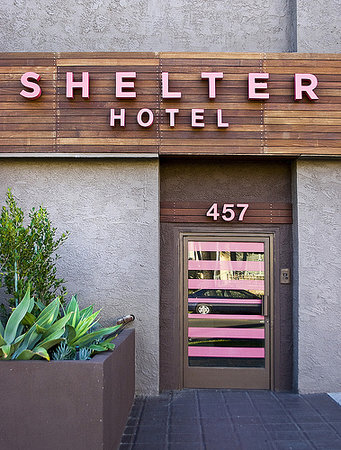 ‪Shelter Hotels Los Angeles‬