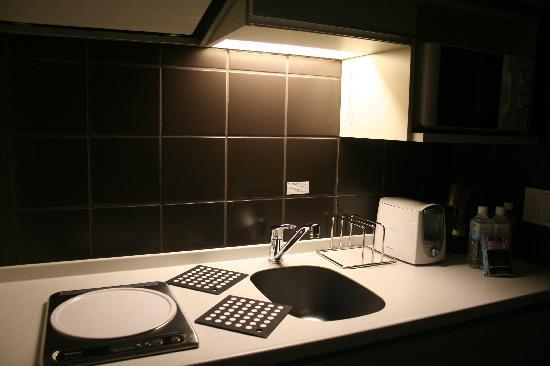   : Kitchenette