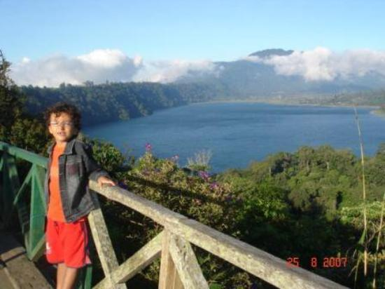 Bukittinggi, Indonesien: Bedugul Lake