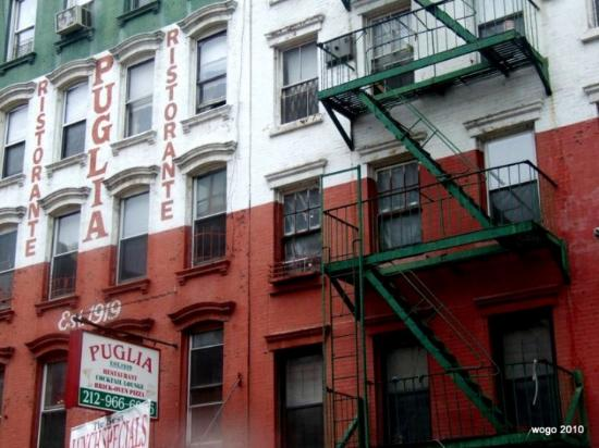Picture Of Little Italy New York City