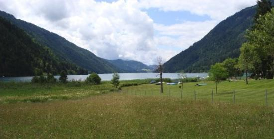 Weissensee accommodation