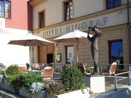 Photo of Hotel Biograf Pisek