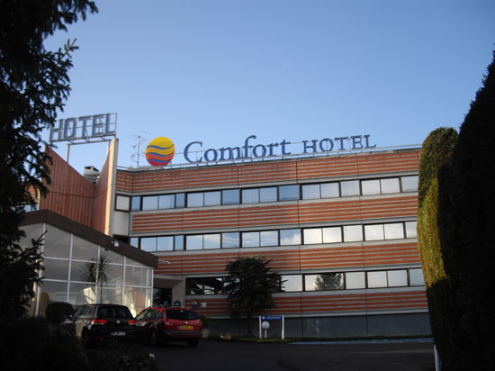 Comfort Inn Toulouse Ramonville