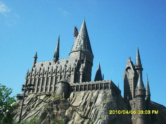 Hyatt Place Orlando/Convention Center: Hogwarts looks like it will be good when it opens