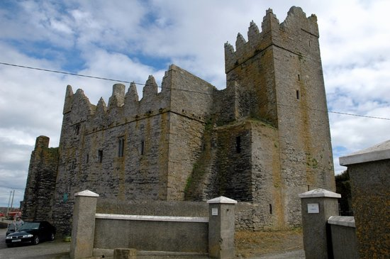Wexford, rlanda: Slade Castle