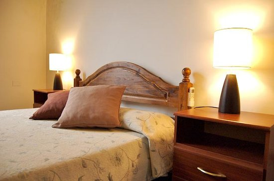 El Firulete Downtown: Double room
